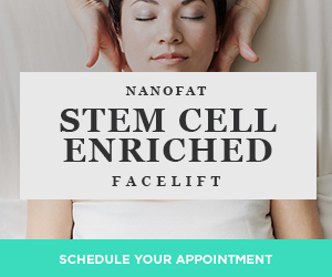 Nanofat Stem Cell Enriched Faclift